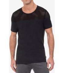 2(x)ist men's open-mesh t-shirt