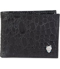 spectator rfid leather passcase wallet
