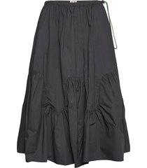saada knälång kjol svart baum und pferdgarten