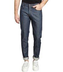 weird guy natural selvedge jeans