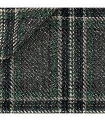 giacca da uomo su misura, vitale barberis canonico, verde quadri maxi, autunno inverno   lanieri