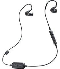 audifonos aislantes bluetooth shure se215kbt1 negro