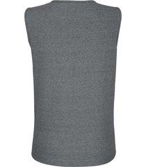 ärmlös topp dress in mörkgrå