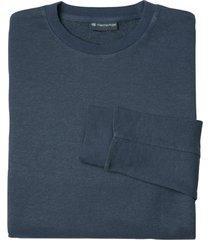 sweatshirt, marineblauw xl