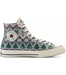 converse holiday sweater chuck 70 high top unisex