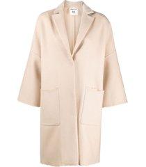semicouture sigmund coat