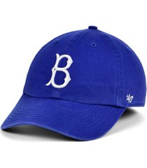 '47 brand brooklyn dodgers classic cooperstown franchise cap