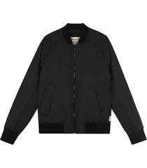 men's original lightweight rubberized bomber jacket