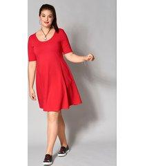 jurk angel of style rood