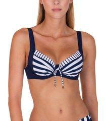 bikini lisca havana armatuur zwempak top