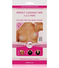 bye bra perfect cleavage tape multifunktions bh