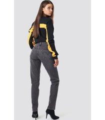 levi's 501 skinny jeans - grey