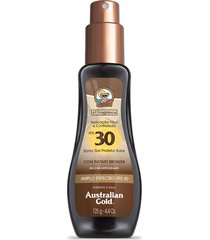 protetor solar australian gold spray gel fps 30 - 125ml único