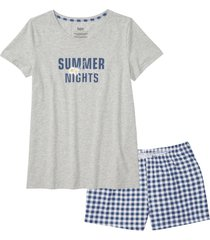 pyjamas med shorts