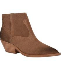 guess nebila western women's booties women's shoes