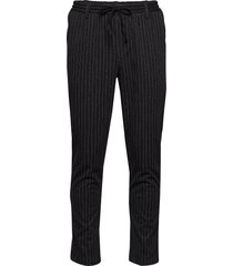 akbasu pants casual byxor vardsgsbyxor svart anerkjendt