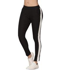 pantalon mila negro para mujer croydon