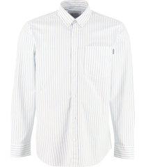 carhartt simon cotton oxford shirt