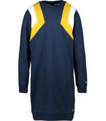 cars ki rivka dress navy | freewear blauw