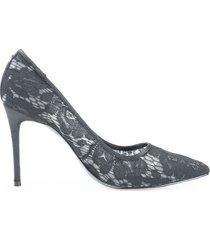 zapatos de tacón para mujer billeya2 guess-negro