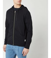 ps paul smith men's hoodie - black - xl