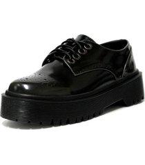 zapato san francisco urbano negro detogni