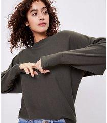 loft petite poncho sweater
