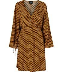 klänning objdinah l/s short dress