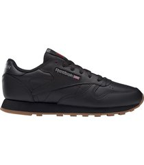 tenis reebok mujer classic leather