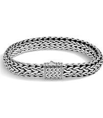 men's john hardy men's classic chain large flat chain bracelet