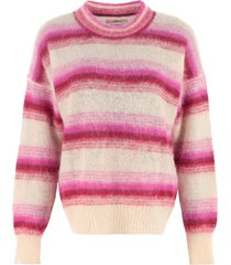 isabel marant étoile drussell striped sweater