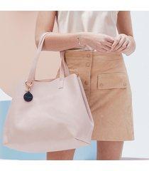 estella bartlett women's the scoresby wide tote bag - blush