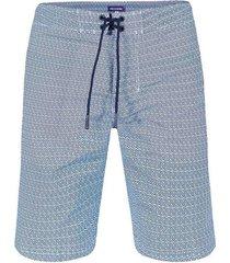 pantaloneta estampada para hombre freedom 00799
