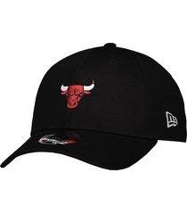 boné new era nba chicago bulls brand preto