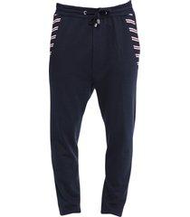 asfalto casual pants
