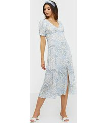 forever new jane split leg midi dress klänningar
