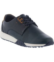 sneaker para hombre san polos ref nc-032 azul