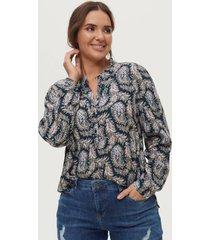blus egwen l/s blouse