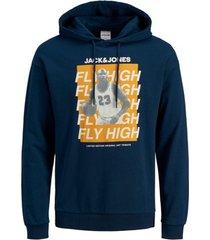sweater jack & jones sweatshirt jcolegends