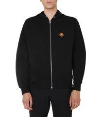 kenzo sweatshirt with zip