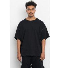 t-shirt har reflective oversize tee