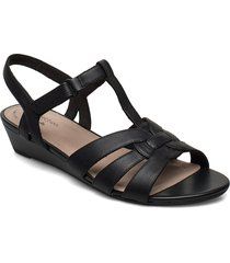 abigail daisy shoes summer shoes flat sandals svart clarks