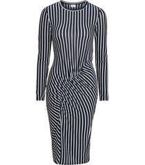 klänning jdynola l/s striped dress