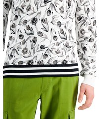 inc international concepts men's tulip sweater, created for macy's