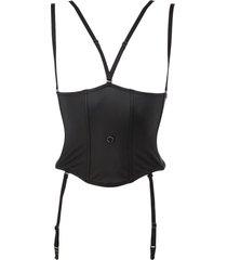 maison close bustiers, corsets & suspenders