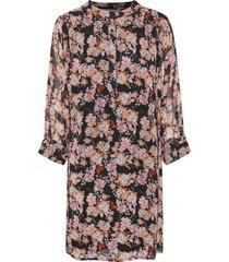 30305835 winter rose print dress