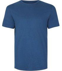 mens dark blue slim fit t-shirt