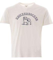 knickerbocker varsity t-shirt   milk   vars02-mlk