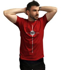 camiseta cellos cross premium masculina - masculino