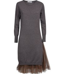 fabiana filippi long sleeve dress